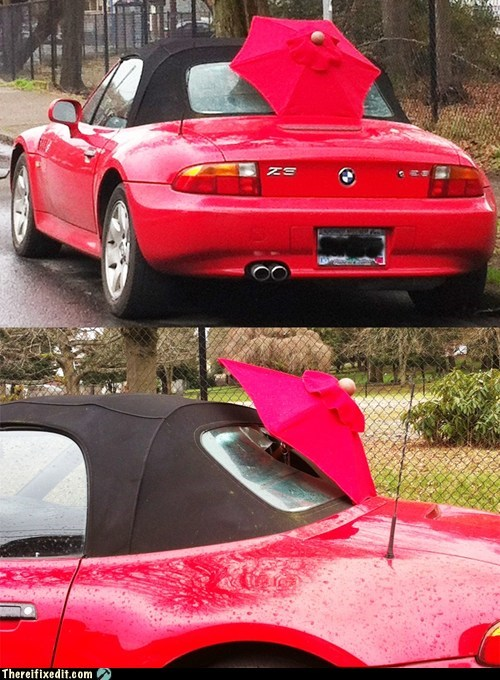 220 bmw umbrella z3
