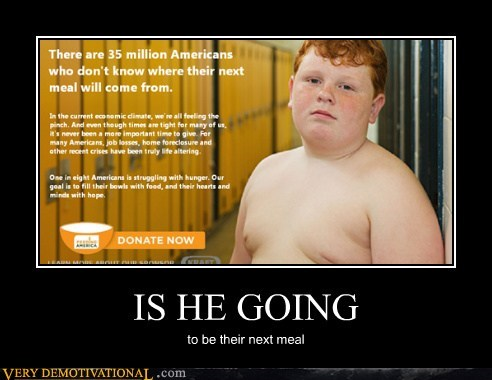 fat jokes ginger hilarious kid next meal - 5905720832