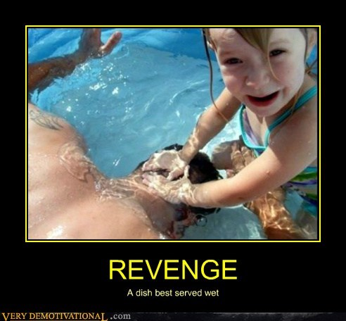 dad dish hilarious kid revenge - 5906207744