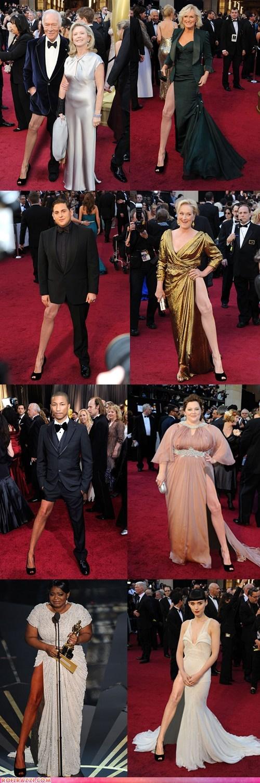 academy awards celeb christopher plummer Glenn Close jonah hill melissa mccarthy Meryl Streep octavia spencer oscars pharrell williams shoop - 5906347264