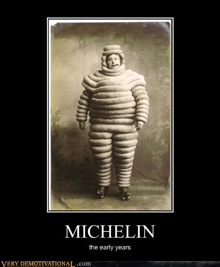 MICHELIN the early years
