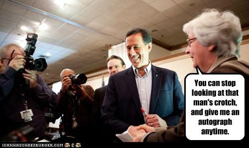 election 2012 political pictures Republicans Rick Santorum - 5906645760