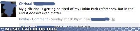facebook linkin park tried so hard - 5906673664