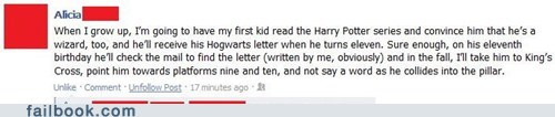 clever Harry Potter parenting trolling - 5906921728