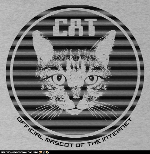 Cats internet mascots the internet t shirts - 5907308544