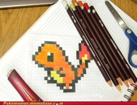 art awesome charmander IRL wild - 5907322112