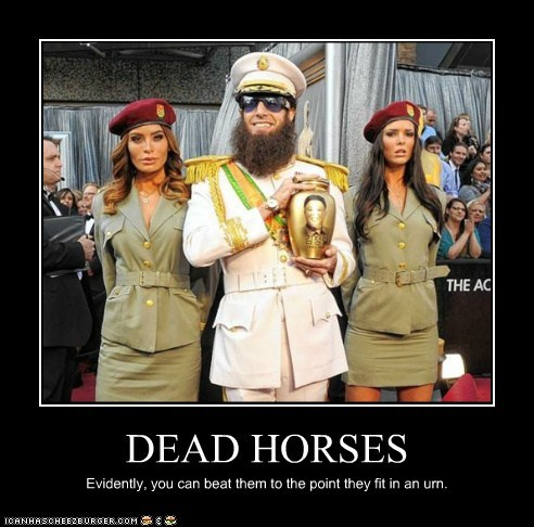 academy awards,actor,celeb,demotivational,funny,oscars,sacha baron cohen