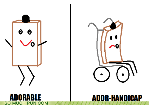 able adorable door handicap homophones literalism suffix - 5907783424