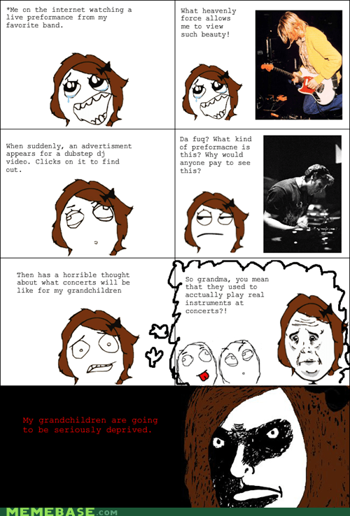 all that racket,concerts,Music,Rage Comics