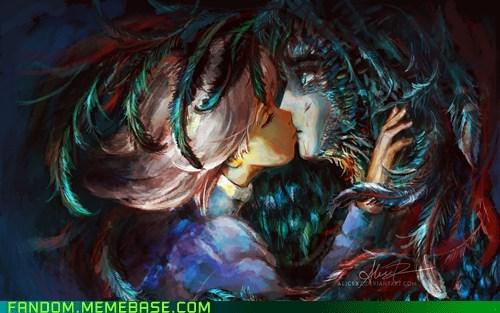 anime Fan Art howl howls-moving-castle Sophie - 5908107264