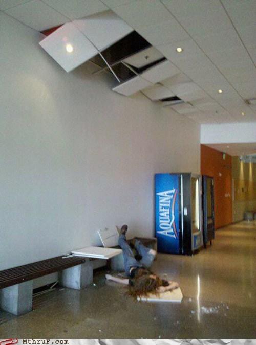 ceiling fall sky - 5908334592