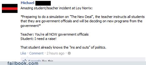 clever,politics,school