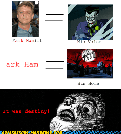arkham,joker,Mark Hamill,Super-Lols