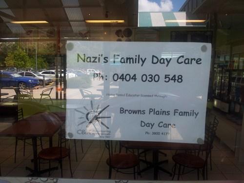 nazi day care