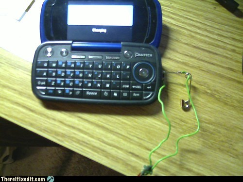 bobby pin cell phone charger phone charger - 5909838848