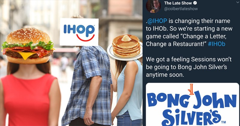 ihop burger war wendys diss bong john silvers petty wendys wendys disses ihop long john silvers burgers petty fights ihob fast food wars moonpie chilis dennys whataburger fast food - 5910277