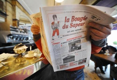 How About That La Bougie du Sapeur - 5911024384