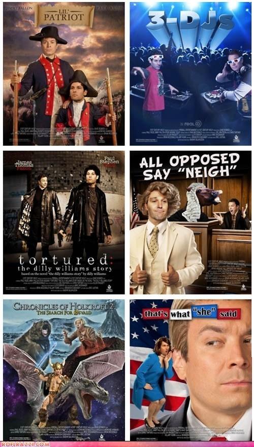 actor celeb fake funny jimmy fallon Movie paul rudd poster shoop - 5911348480