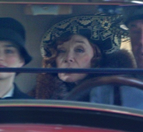 downton abbey,shirley maclaine,TV