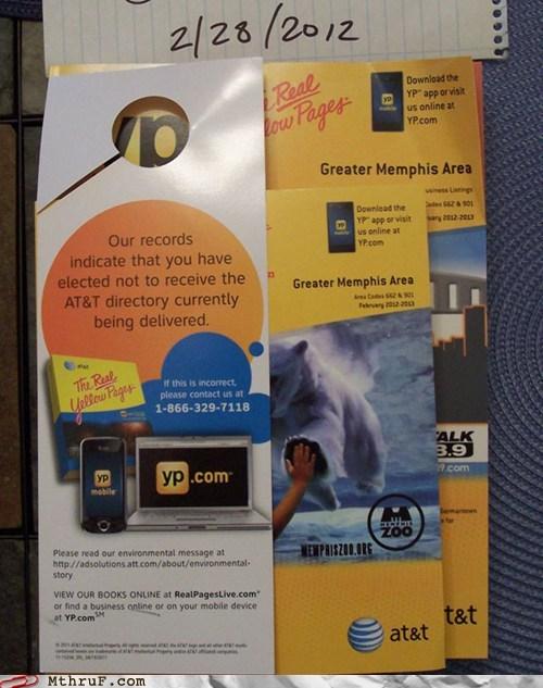 att,directory,junk,phonebook