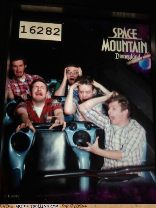 IRL,missing,reaction,roller coaster