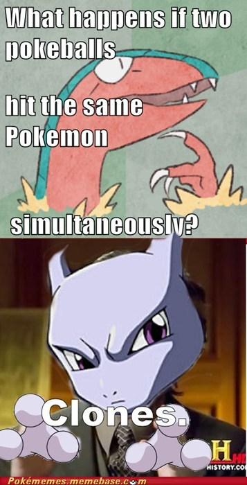 Aliens arceus clones meme Memes mewtwo Reframe - 5911744512