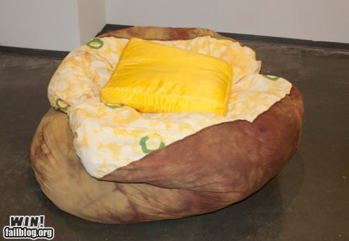 bean bag chair design furniture potato - 5911767296