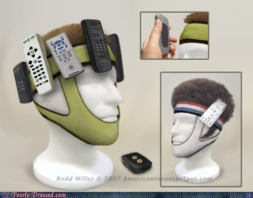 friends headband headgear remote - 5911771136