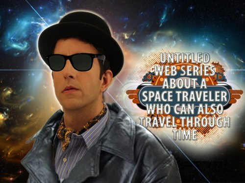 community,doctor who,inspector spacetime,Nerd News,parody,travis richey,tv shows,Untitled Webseries About A Space Traveler Who Can Also Travel Through Time,Web Series