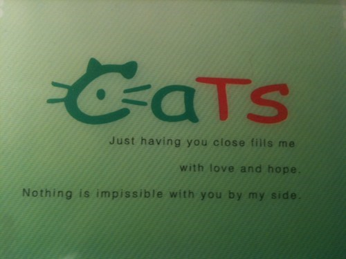 Cats engrish impossible