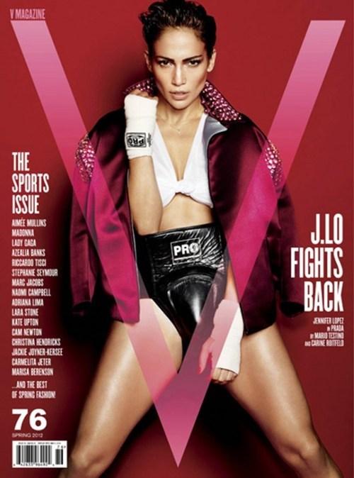 American Idol celeb jennifer lopez mario testino V Magazine - 5912259584