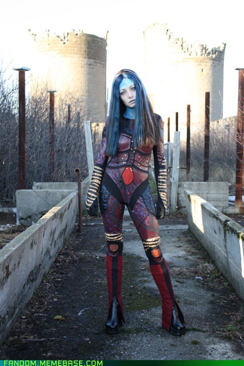 cosplay illyria - 5912398336