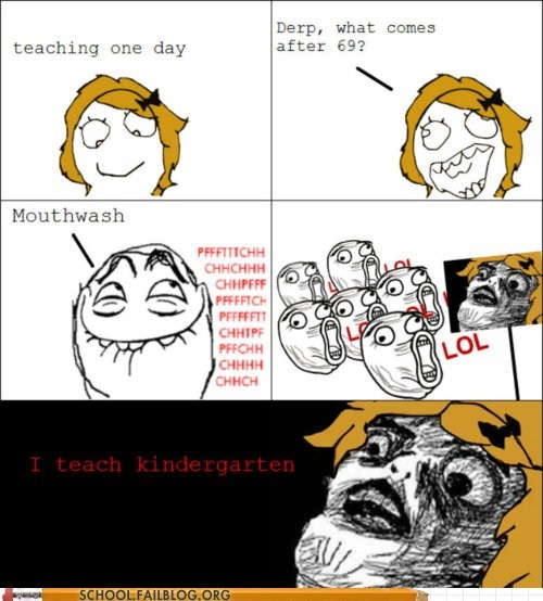 gross kids these days kindergarten mouthwash - 5912420864