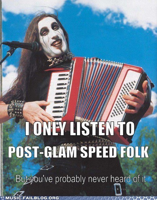accordion folk glam hipster metal - 5912617472