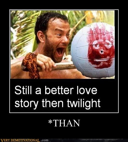 cast away,grammar,hilarious,wilson