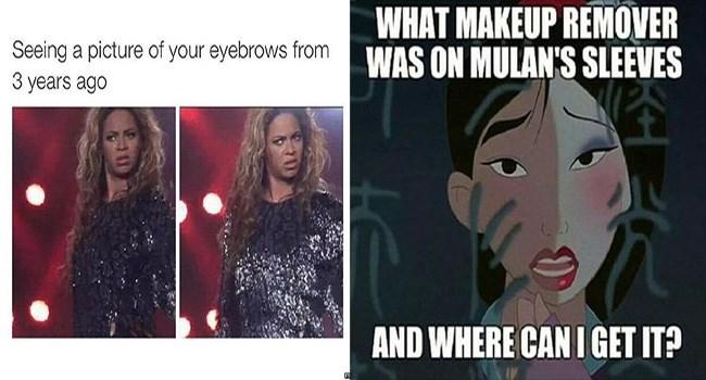 makeup funny memes cute Memes lol funny - 5912837