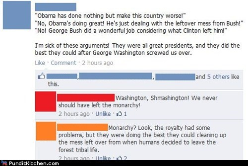 barack obama,facebook,george washington,Hall of Fame,political pictures
