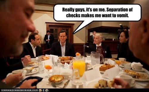 election 2012 political pictures Republicans Rick Santorum - 5913071872