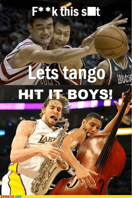 basketball,best of week,jazz,lol,tango,the internets,treme