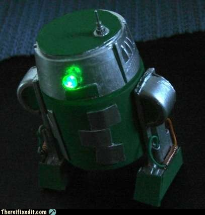 droid,r2d2,trash