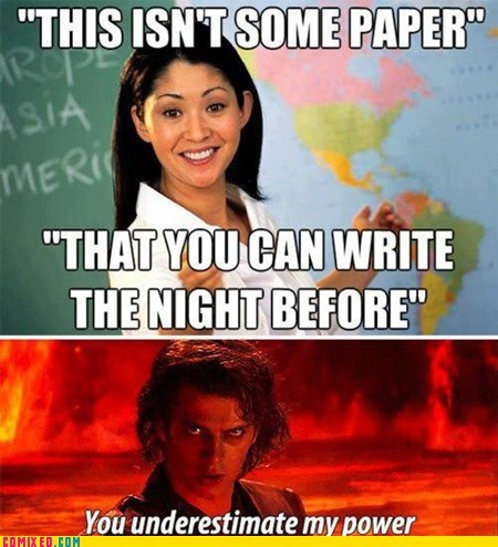 best of week college hayden high school Memes star wars Terrible Teacher the internets - 5916178432