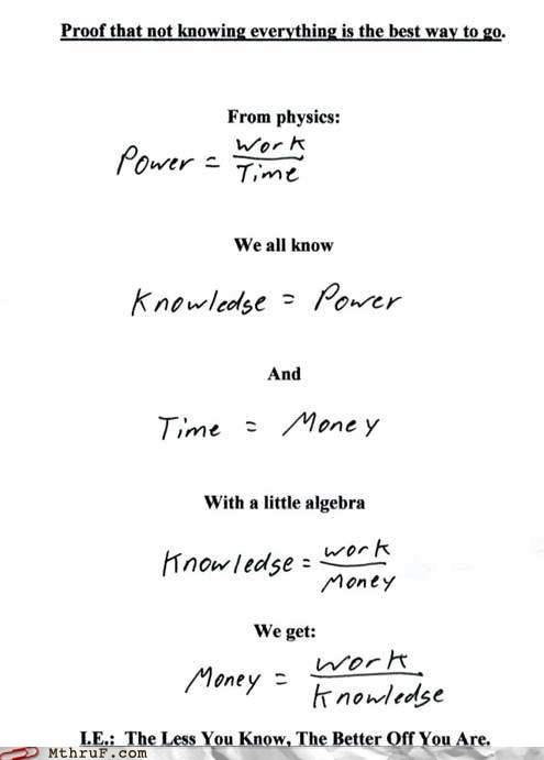 equation knowledge math money power work - 5917006592