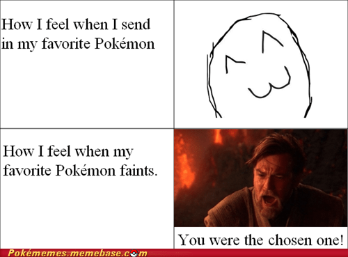 best of week,chosen one,favorite pokemon,Pokémemes,rage comic,Rage Comics