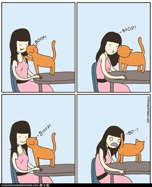 best of the week boop butts cat versus human Cats comic comics gross - 5917025792