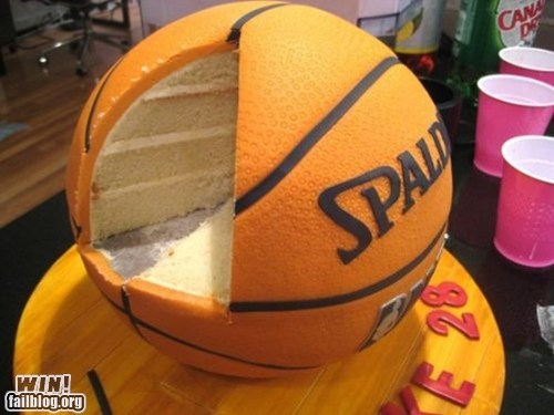basketball cake design food om nom nom sports - 5917546240