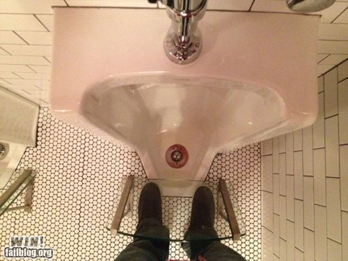 bathroom clever design dude parts urinal - 5917550848