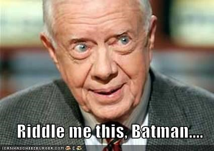 Riddle Me This Batman Cheezburger Funny Memes Funny Pictures