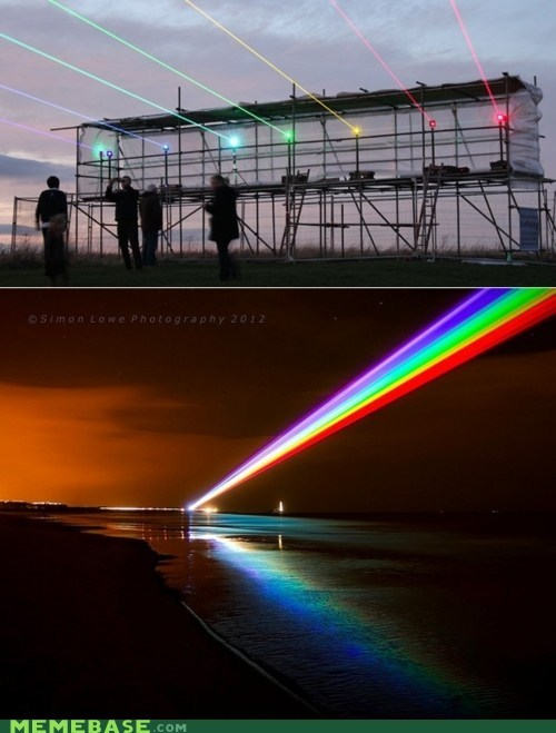 artificial awesome Memes rainbow - 5917594624