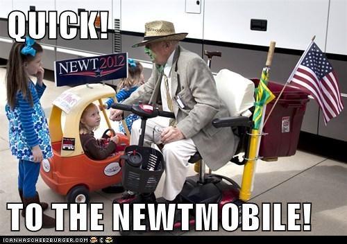 election 2012 newt gingrich political pictures Republicans - 5919748352