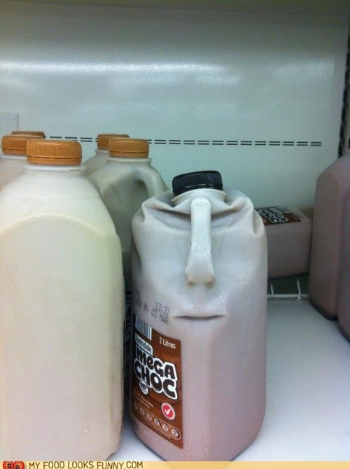 chocolate milk face guru jug smashed teacher wise - 5920639744